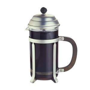 BIld einer French Press zur Kaffeezubereitung