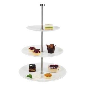 table etagere rund 3 st ckig asa selection. Black Bedroom Furniture Sets. Home Design Ideas