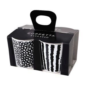 "ASA Selection ""copetta"" 4er Set Espresso Becher"