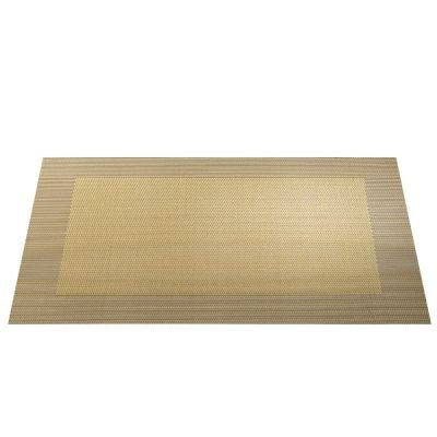 "ASA Selection ""table tops"" Tischset gold"