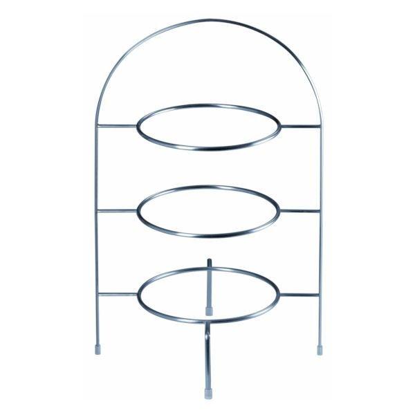 asa table edelstahl etagere 3 stufig asa selection. Black Bedroom Furniture Sets. Home Design Ideas