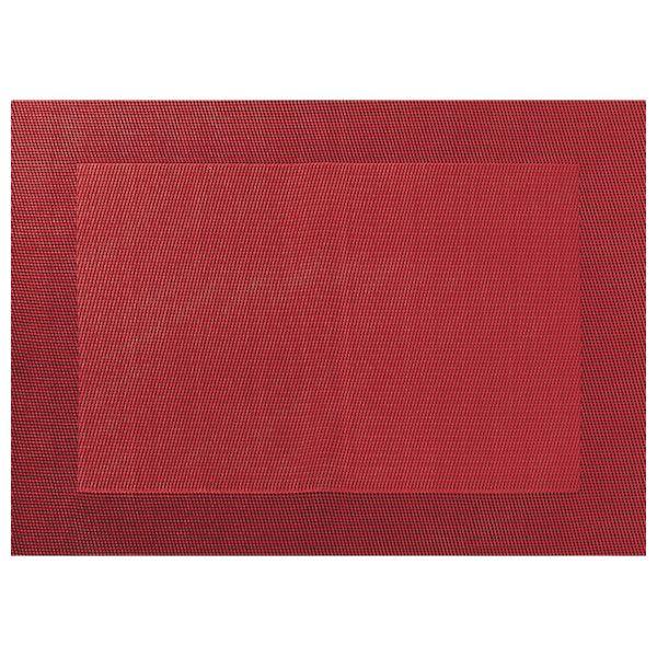 table tops tischset granatapfelrot asa selection. Black Bedroom Furniture Sets. Home Design Ideas