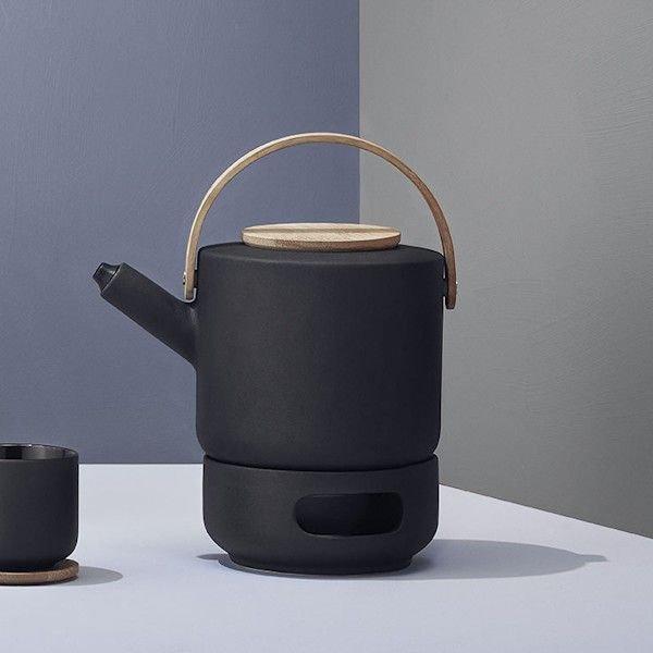 theo teekanne stelton danish modern 2 0. Black Bedroom Furniture Sets. Home Design Ideas