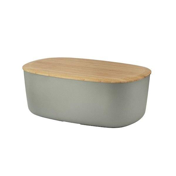 brotkasten grau rig tig. Black Bedroom Furniture Sets. Home Design Ideas