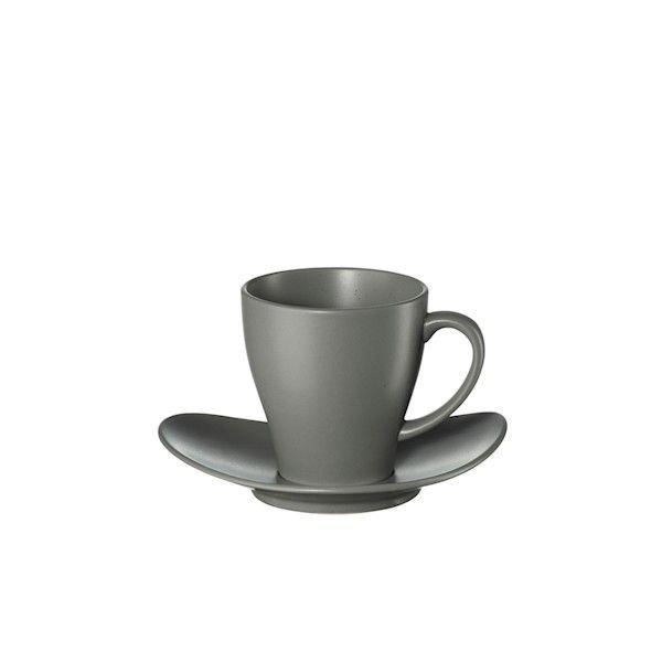 cuba gris tasse mit unterer 250 ml asa selection. Black Bedroom Furniture Sets. Home Design Ideas
